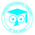 Université des enfants Charleroi Logo